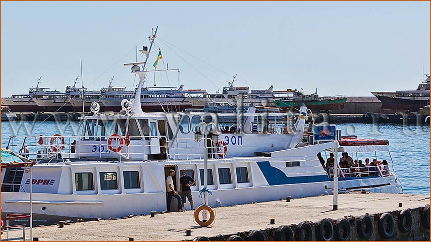 Ялта: отдых в Крыму